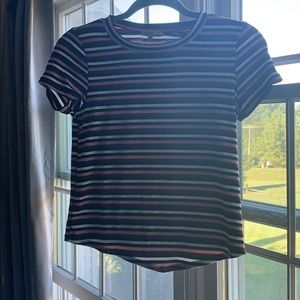 Charlotte Russe striped T-shirt